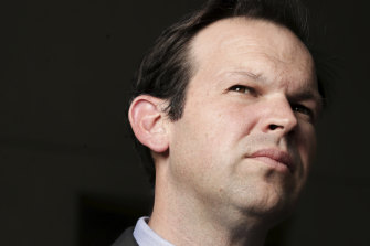 Minister Matthew Canavan is puzzled by the hook turn and Australia's south more generally.