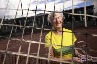 Shirley Whitaker, world No. 1.