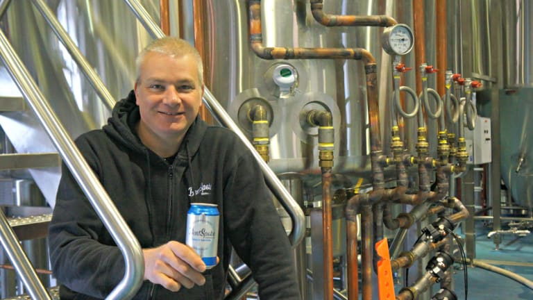 "Richard Watkins: ""We've got some great beer in our own backyard."""