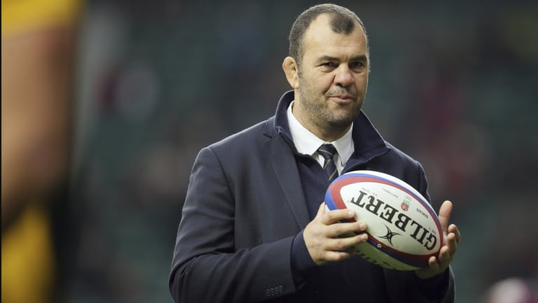 Michael Cheika will front the Rugby Australia board on December 10.