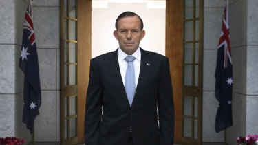 Former prime minister Tony Abbott is facing a fight in Warringah but enters the contest ahead.