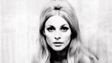 Actress Sharon Tate was found slain in her Benedict Canyon estate August 9, 1969 in California.
