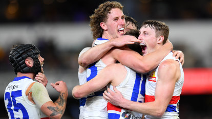 Bulldogs edge out Lions for last-gasp win in thriller