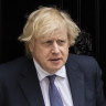 British PM's father defends trip to Greece despite COVID-19 advisory