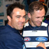 Scott signs on with Geelong until end of 2022
