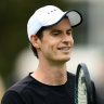 Enjoyment, excitement the key as Murray plans his future