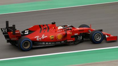 Kvyat fastest, Ricciardo third on day three of testing