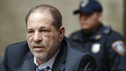 Queen erases disgraced Harvey Weinstein's name from honours list
