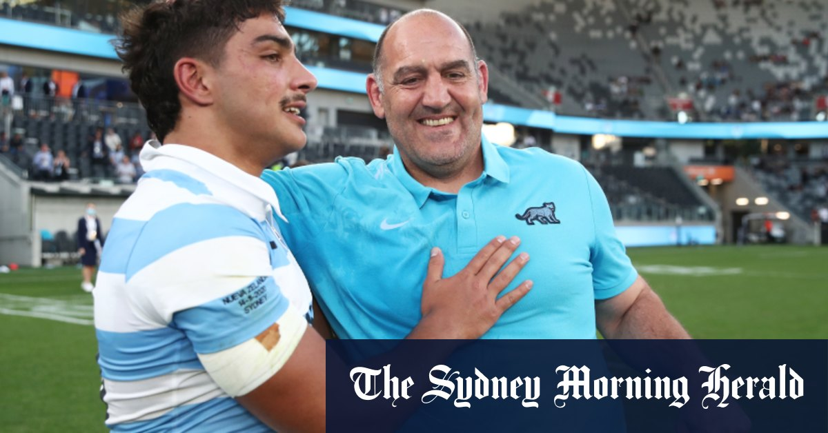 Australia owe Argentina a favour… here's how we can repay Los Pumas – Sydney Morning Herald