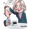 ABC chair Ita Buttrose says her staff are 'fragile, sensitive, in need of reassurance'