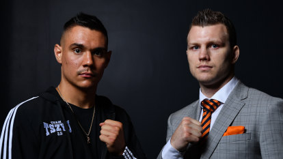 Crowdless house: Fans or no fans, Tszyu wants Horn fight in a hurry