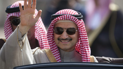 Saudi prince turns to rich families to invest in world's biggest IPO