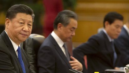 Xi walks political tightrope as mass protests put his power in doubt