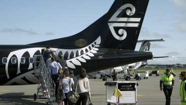 Chief executive Greg Foran says he expects that in a year's time, Air New Zealand's workforce will be 30 per cent smaller.