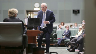 Prime Minister Scott Morrison will meet with premiers and chief ministers on Friday.