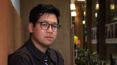 Andre Dao found his narrative voice once he'd given up on the idea of commercial success.