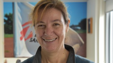 Dr Tonia Marquardt is Doctors Without Borders' deputy operations manager for the Asia/Pacific region.