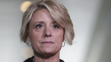 Kristina Keneally would not confirm discussions took place.
