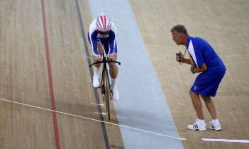 Shane Sutton was head coach of the England cycling team at the 2008 Olympic Games in Beijing.