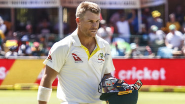 Cricket Australia says David Warner had been the architect behind the ball-tampering incident.