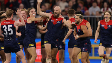 Max Gawn has inspired his teammates all season and now lured the WA public to his side.