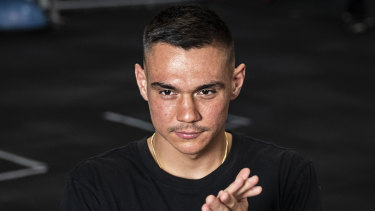 Tim Tszyu has a love-hate relationship with boxing.