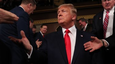 President Donald Trump has been acquitted in his Senate impeachment trial.
