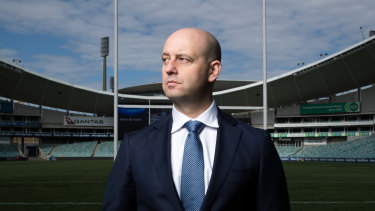 "Todd Greenberg: ""We are confronted weekly with decisions that will upset a section of the community."""