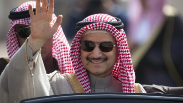 Saudi billionaire Prince Alwaleed bin Talal was released from two-months' imprisonment at the Ritz Cartlon with other royals.