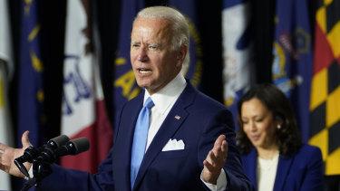 Joe Biden will remind voters of George HW Bush.
