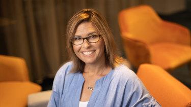Klarna Australia managing director Fran Ereira.