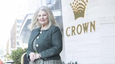 Crown chairman Helen Coonan.