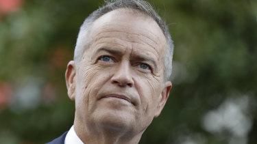Bill Shorten is ready for a pre-election health bidding war.