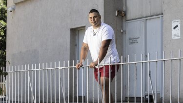 Keenan Mundine is a passionate advocate for Australia to raise the age of criminal responsibility from 10 to 14.