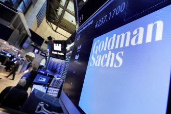 Goldman Sachs is among Huarong's high-profile investors.