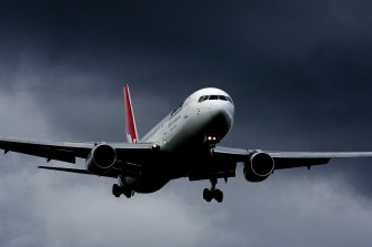 Qantas was running repatriation flights from India before the latest outbreak.