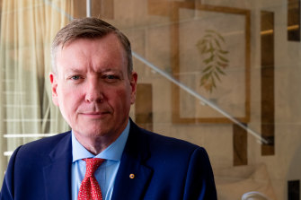 John Brogden, chief executive of Lifeline Australia, has welcomed the new lockdown lifeline funding of $17.5 million from federal and state governments to support people who are struggling in the current NSW lockdown.