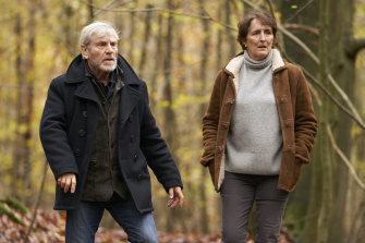 Karyo is joined by Fiona Shaw in the new season of Baptiste.
