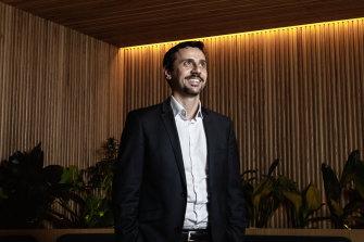 Endua CEO Paul Sernia