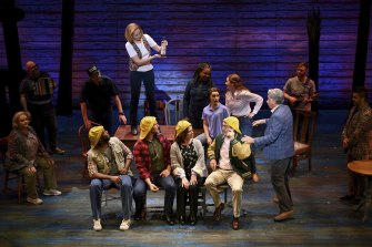 Slow-burn hit Come From Away.