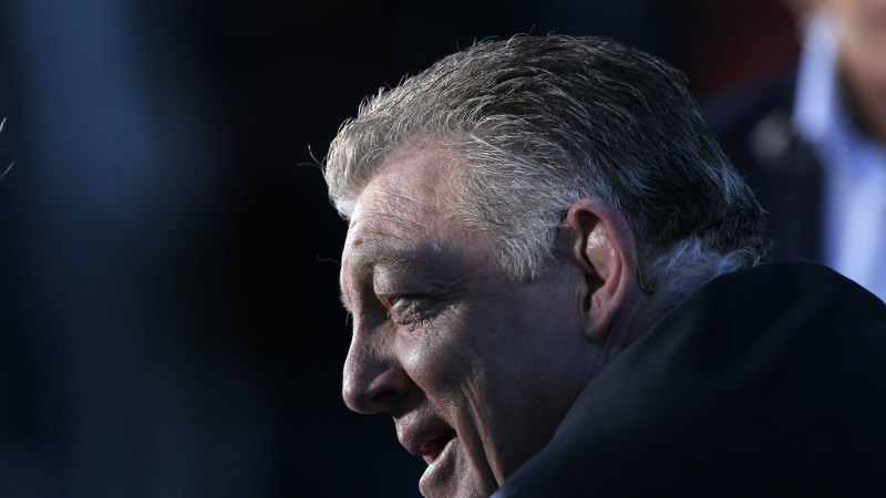 NRL bombshell: meet special agent Gus Gould