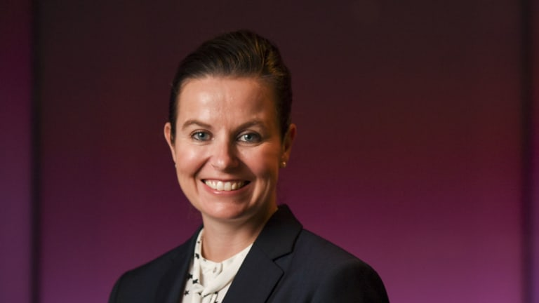 Woolworths supermarket boss Claire Peters.