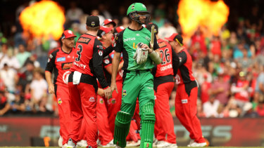 The Big Bash League has been a boon for engaging youngsters in cricket.