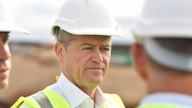 Labor leader Bill Shorten knows environment policy carries political risk