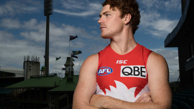 AFL Sydney Swans' Hannebery, Rohan set to be traded