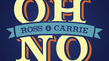 Ross & Carrie show up, so you don't have to.