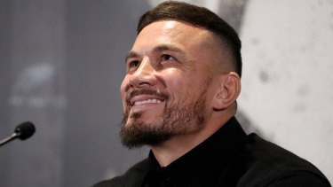 Sonny Bill Williams is likely to make his full debut for the Toronto Wolfpack in round one of the Super League season.