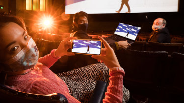 The multi-screen experience is coming to MIFF in 2021
