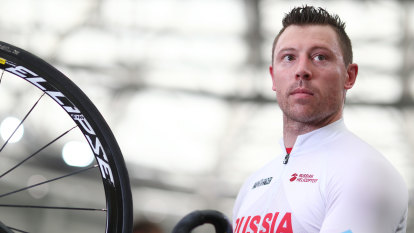 'Tarnished': Perkins' sympathy for new Russian teammates after WADA ban
