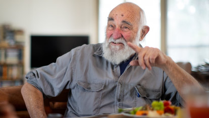 'It's serious, this bloody Alzheimer's': lunch with Aussie legend John Flaus